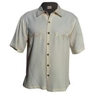 Palm Tapa Hawaiian Shirt
