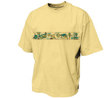 Hit the Road Heavy Tee   Classic Fit