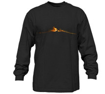 Flashback Long Sleeve Surfer T-Shirt | Pro-Fit