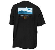 Tall Fit | Diamond Head | Heavy T-Shirts for Men