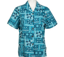 Molokai Hawaiian Shirt for Women