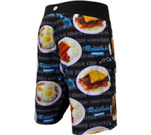 Rainbow Drive-in boardshorts from HIC