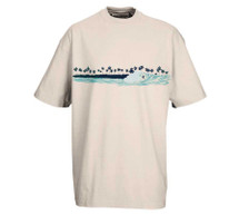 Surf N Palms Surf T-Shirt for Summer | Tall Fit