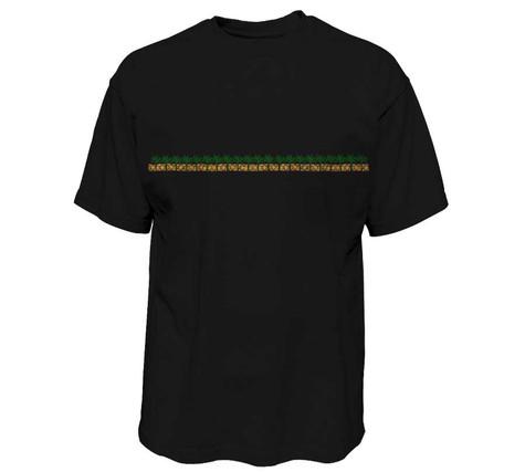 Palm Tapa Heavy T-Shirt