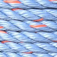 Twisted Polypropylene Rope 2""