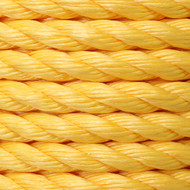 Twisted Polypropylene Rope 5/8""