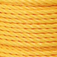 Twisted Polypropylene Rope 3/8""
