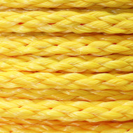 Hollow Braid Polypropylene Rope 3/8""