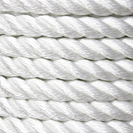 Twisted Nylon Rope 1""
