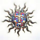 mysterious Metal Sun Large