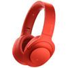 Sony h.ear on Wireless NC Headphones in Red