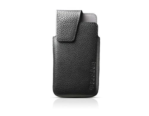 BlackBerry Leather Holster - BlackBerry Z10