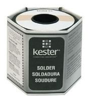 "Kester 245 No Clean Wire Solder 63/37 .015"" 1 lb. Spool"