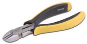Aven 10355-ER Stainless Steel Diagonal Cutter, Comfort Grips