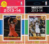NBA Atlanta Hawks Licensed 2013-14 Hoops Team Set Plus 2013-24 Hoops All-Star Set