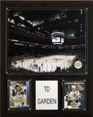 """NBA 12""""x15"""" TD Garden Arena Plaque"""