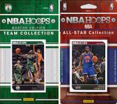 NBA Boston Celtics Licensed 2014-15 Hoops Team Set Plus 2014-15 Hoops All-Star Set