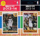 NBA Brooklyn Nets Licensed 2013-14 Hoops Team Set Plus 2013-24 Hoops All-Star Set
