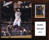 "NBA 12""x15"" Kemba Walker Charlotte Bobcats Player Plaque"