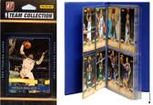 NBA Charlotte Bobcats Licensed 2010-11 Donruss Team Set Plus Storage Album
