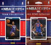 NBA Charlotte Hornets Licensed 2014-15 Hoops Team Set Plus 2014-15 Hoops All-Star Set