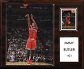 "NBA 12""x15"" Jimmy Butler Chicago Bulls Player Plaque"