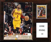 """NBA 12""""x15"""" Kyrie Irving Cleveland Cavaliers Player Plaque"""