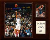 "NBA 12""x15"" Jason Kidd Dallas Mavericks Player Plaque"