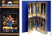 NBA Dallas Mavericks Licensed 2010-11 Donruss Team Set Plus Storage Album