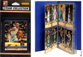 NBA Denver Nuggets Licensed 2010-11 Donruss Team Set Plus Storage Album