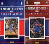 NBA Denver Nuggets Licensed 2014-15 Hoops Team Set Plus 2014-15 Hoops All-Star Set