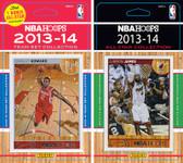 NBA Houston Rockets Licensed 2013-14 Hoops Team Set Plus 2013-24 Hoops All-Star Set