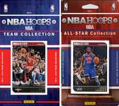 NBA Houston Rockets Licensed 2014-15 Hoops Team Set Plus 2014-15 Hoops All-Star Set
