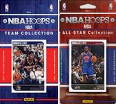 NBA Indiana Pacers Licensed 2014-15 Hoops Team Set Plus 2014-15 Hoops All-Star Set