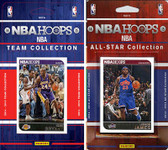 NBA Los Angeles Lakers Licensed 2014-15 Hoops Team Set Plus 2014-15 Hoops All-Star Set