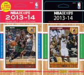 NBA Milwaukee Bucks Licensed 2013-14 Hoops Team Set Plus 2013-24 Hoops All-Star Set