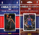 NBA Milwaukee Bucks Licensed 2014-15 Hoops Team Set Plus 2014-15 Hoops All-Star Set