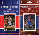 NBA Philadelphia 76ers Licensed 2014-15 Hoops Team Set Plus 2014-15 Hoops All-Star Set