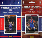 NBA Phoenix Suns Licensed 2014-15 Hoops Team Set Plus 2014-15 Hoops All-Star Set
