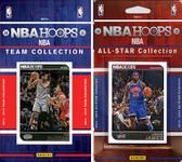 NBA San Antonio Spurs Licensed 2014-15 Hoops Team Set Plus 2014-15 Hoops All-Star Set