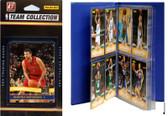 NBA Toronto Raptors Licensed 2010-11 Donruss Team Set Plus Storage Album