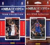 NBA Toronto Raptors Licensed 2014-15 Hoops Team Set Plus 2014-15 Hoops All-Star Set