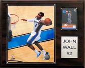"NBA 12""x15"" John Wall Washington Wizards Player Plaque"