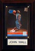 "NBA 4""x6"" John Wall Washington Wizards Player Plaque"