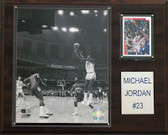 "NCAA Basketball 12""x15"" Michael Jordan North Carolina Tar Heels Player Plaque"