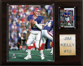 "NFL 12""x15"" Jim Kelly Buffalo Bills Player Plaque"