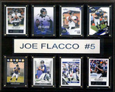 "NFL 12""x15"" Joe Flacco Baltimore Ravens 8-Card Plaque"
