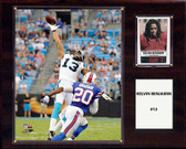 "NFL 12""x15"" Kelvin Benjamin Carolina Panthers Player Plaque"