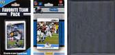 NFL Carolina Panthers Licensed 2012 Score Team Set and Favorite Player Trading Card Pack Plus Storage Album