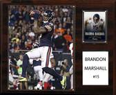 "NFL 12""x15"" Brandon Marshall Chicago Bears Player Plaque"